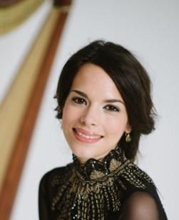 Melanie Genin, Harp