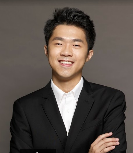 Hsin-I Huang, pianist