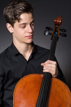 Noam Ginsparg, cellist
