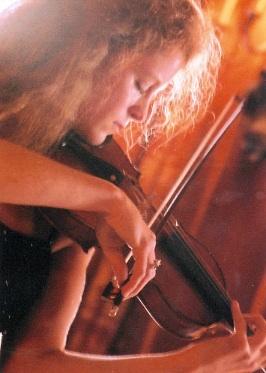 Susan Heerema, violinist