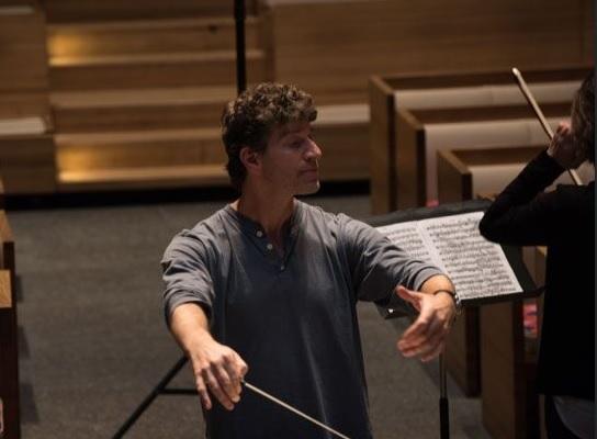 David A Grunberg, conductor