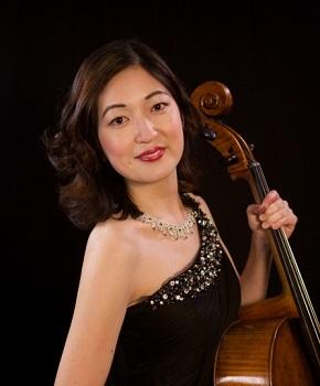 Miho Zaitsu, Cellist